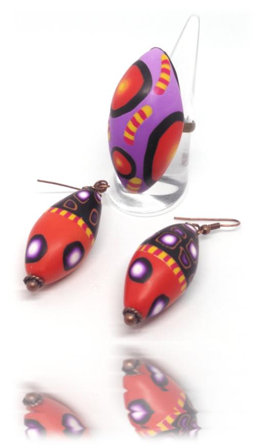 Bijoux d'artisanat du Tarn atypique