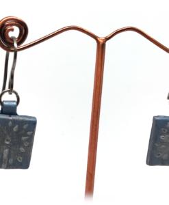 Boucles d'oreilles d'artisanat Tarnais